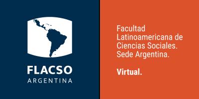 Logo institucional de FLACSO Virtual